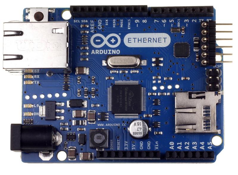 ArduinoEthernetFront