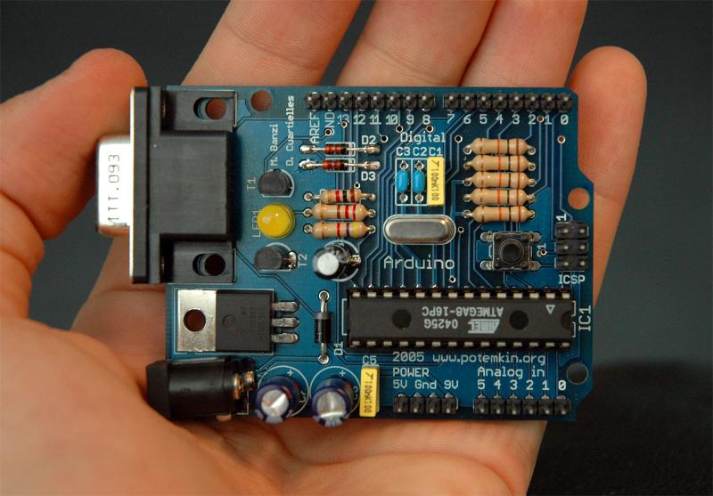 Arduino Serial