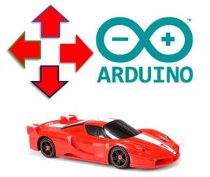 arduino_control_car