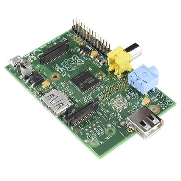 Raspberry Pi Modelo A