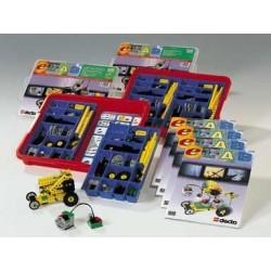 LEGO - Conjunto de energía, trabajo y potencia