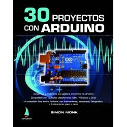 30 Proyectos con Arduino