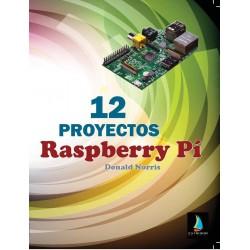 12 Proyectos Raspberry Pí