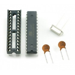 ATMega328 & Arduino UNO bootloader Kit