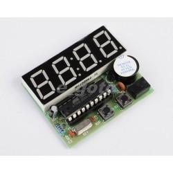 Kit para soldar - Reloj digital 4 dígitos