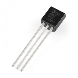 TEMP36 - Sensor de temperatura