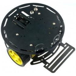 Chasis robot 2 motores