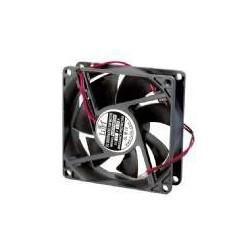Ventilador 12V CC 80x80x25mm