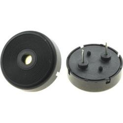 Zumbador piezoeléctrico (con cables y terminales)