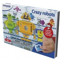 Crazy Robots Magnético