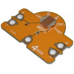 Crumb - sensor de luz LDR
