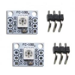 Módulo RGB compatible con Crumble (2 unidades)