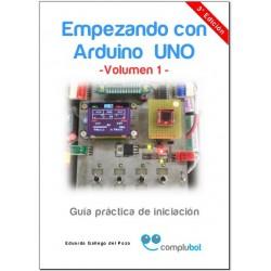 Libro Empezando con Arduino UNO