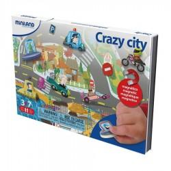 Crazy City Magnético