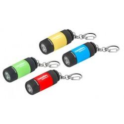 Mini linterna llavero LED