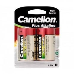 2 pilas alcalinas R20/Mono D Camelion Plus