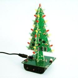 Kit para soldar - Árbol navideño profesional