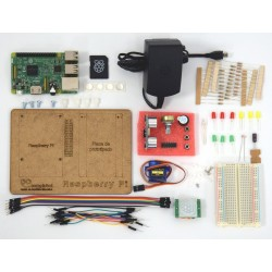 Raspberry Pi 3 Physical Computing Starter Kit