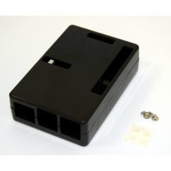 Caja de plástico ABS para Raspberry Pi 2 y 3