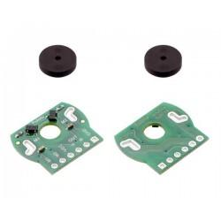 Encoder magnético de 12CPR para micromotores Pololu (2 unidades)