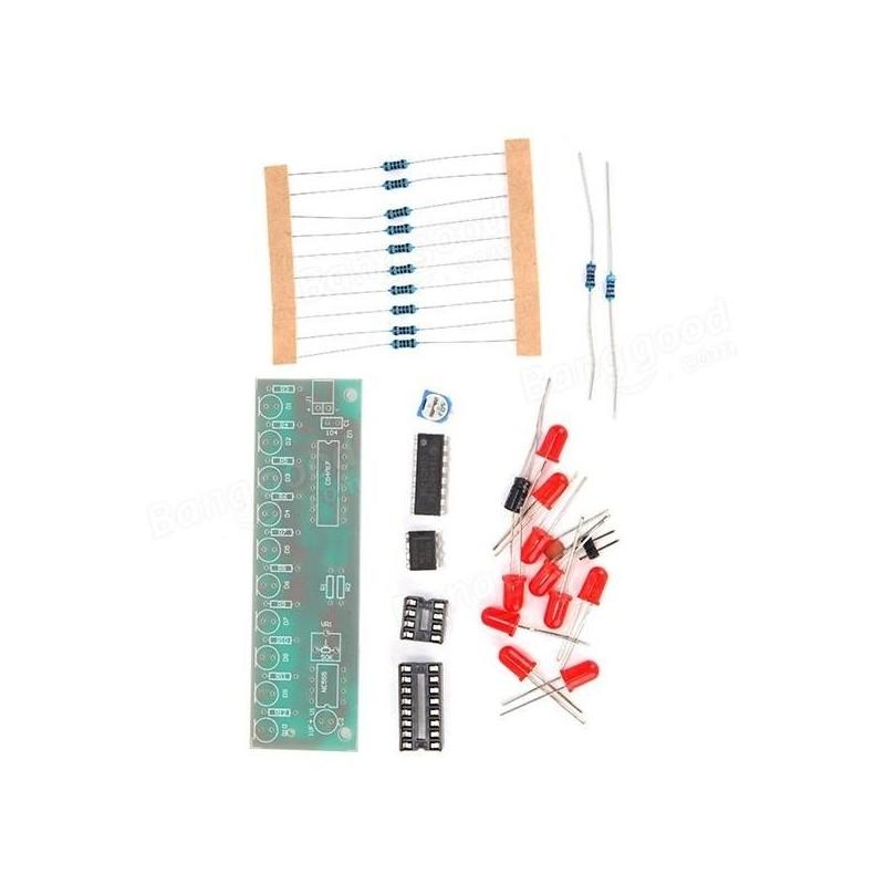 Kit para soldar - Secuenciador de ledes