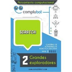 Scratch – 2 Grandes exploradores