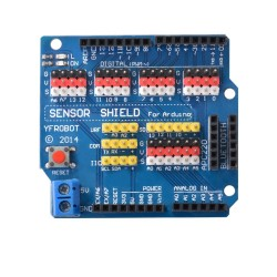 Shield de sensores V5 compatible con Arduino