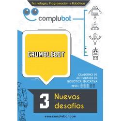 Crumblebot – 3 Nuevos desafíos
