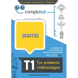 Scratch T1 - Tus primeros videojuegos