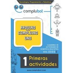 Arduino / Compluino UNO - Primeras actividades I