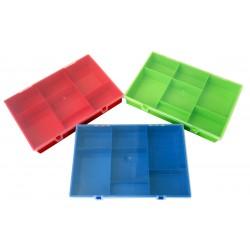 Caja  7 compartimentos