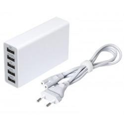 5 x USB - 5A Cargador...