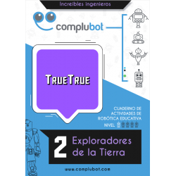 True True – 2 Exploradores...