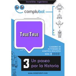 True True – 3 El país de la...