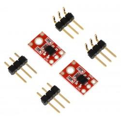Sensor Reflexivo QTR-1A (2 unidades)