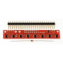 Sensor Reflexivo QTR-8A