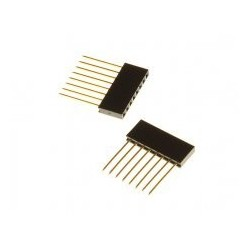 Conector 8 vías, 14.5mm para Arduino