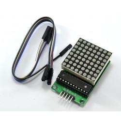 Matriz de LEDs de 8 x 8 MAX7219