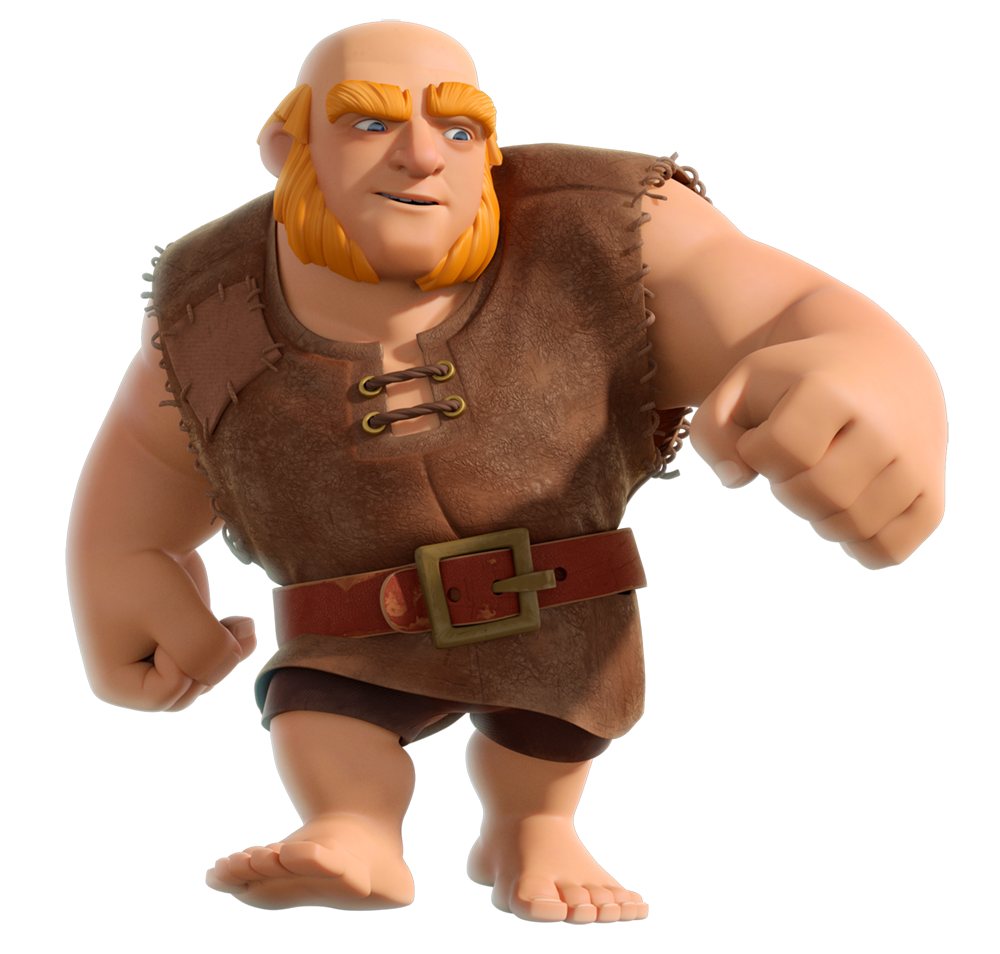 Clash-Of-Clans-Giant-PNG