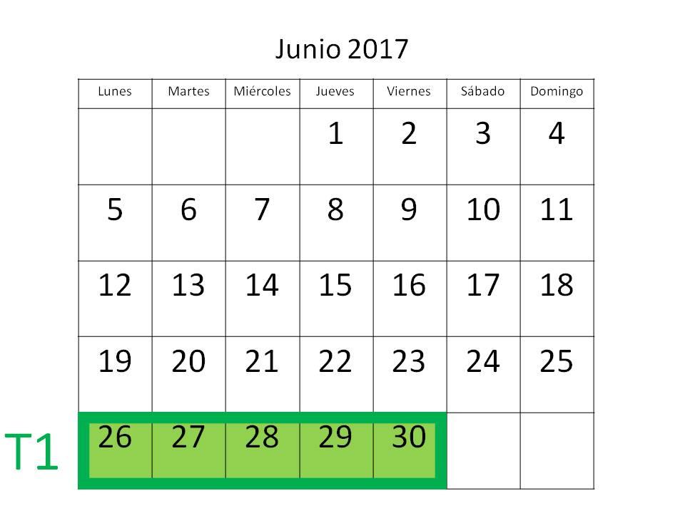 Junio 2017