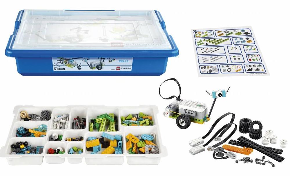 Robot-Lego-wedo-2.0-III