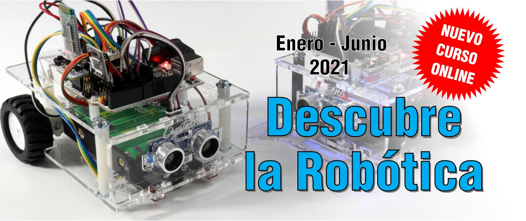 Descubre la robótica